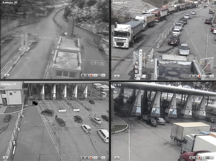 Военно-Грузинская дорога закрыта для большегрузов— МЧС