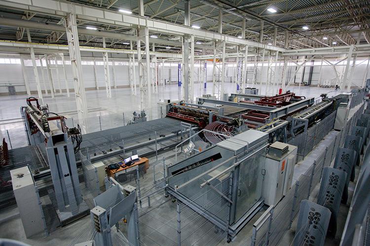 ВПодмосковье откроется очередной завод PNK Group