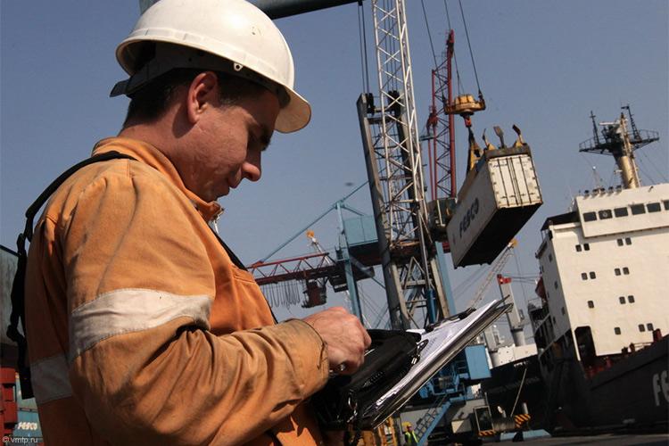 Грузооборот русских морских портов увеличился загод на6,4%