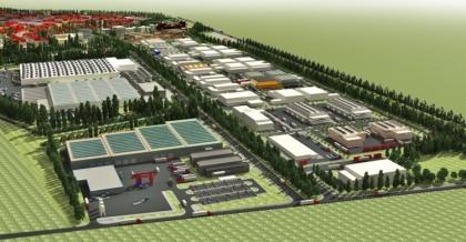 Новый логопарк A Plus Development разобьет в простой рязанской «грузовой деревне»