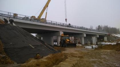 Только половина мостов прошла финальный отбор в новый федеральный проект