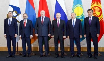 О том, как торговать больше, быстрее и выгоднее, решали на саммите ЕАЭС