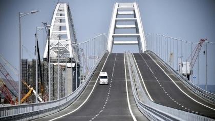 Эксперты: Крымский мост сделает грузоперевозкам или хорошо, или очень хорошо