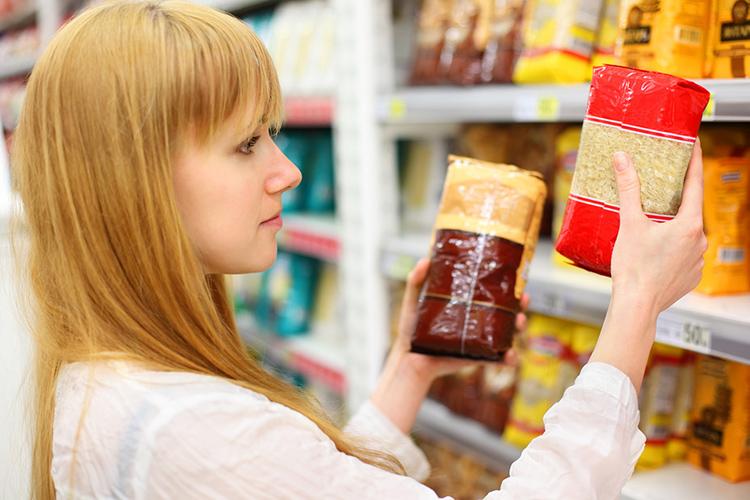 В РФ втрое уменьшился импорт сельхозпродукции