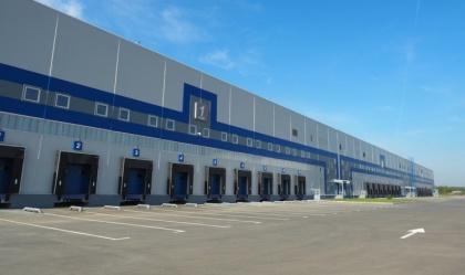 Индустриальный парк «Шерризон-Норд» скорее наполовину пуст, чем полон