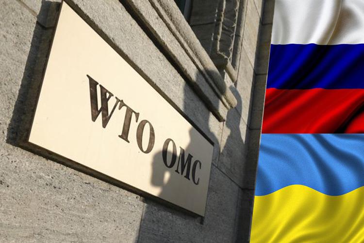 ВТО приступила крассмотрению жалобы Украины на РФ
