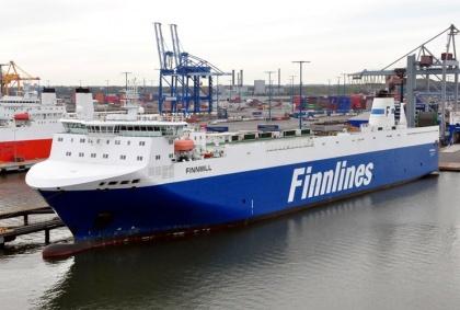 Финны не позволят российским портам проверять свои грузовые корабли