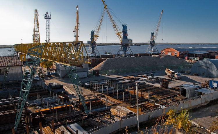 Речной порт в Хабаровске будет переваливать все, что растет, цветет и колосится