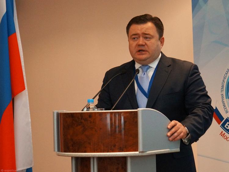 Д. Медведев встретился сгендиректором русского экспортного центра Петром Фрадковым