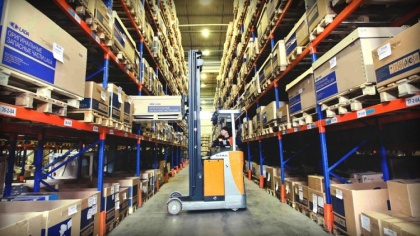 Спрос на «вторичные склады» в Москве вырос вдвое