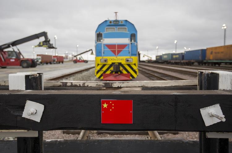 Доля пустых контейнеров на маршруте «Китай – Европа – Китай» достигла минимума