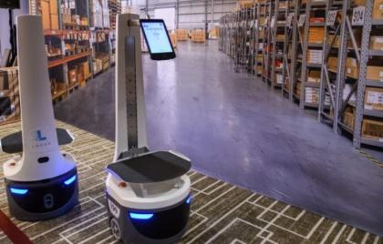 Людей и роботов объединит совместный труд на благо DHL