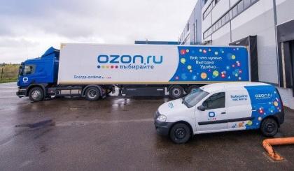В вопросах доставки Ozon пойдет по стопам Amazon и Alibaba