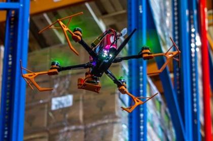 В ближайшие годы российские склады могут заполонить роботы