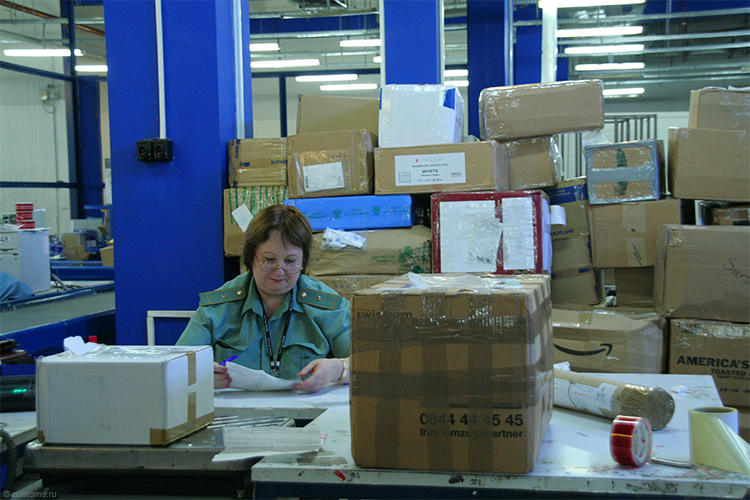 Государственная пограничная служба неменяла правил онлайн-доставки иностранных товаров