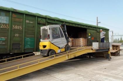 Железной дороге доверили больше «съедобного экспорта»