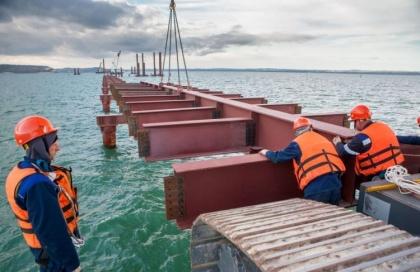 Строители Крымского моста не прочь повторить успех. На Сахалине