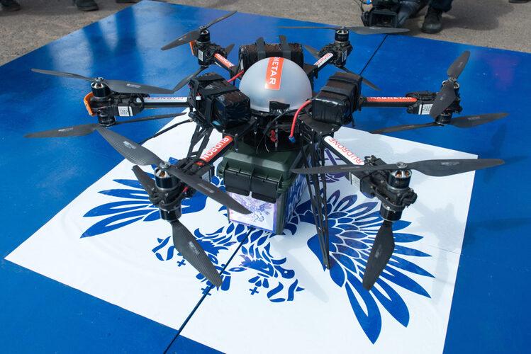 Эксперт: дроны «Почты России» не взлетят над всей Россией