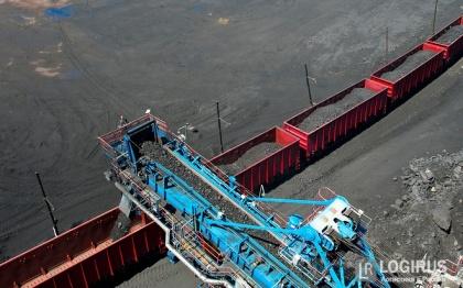 «ВостокУголь» и ОТЭКО поднимут тонны пыли на мировой уровень