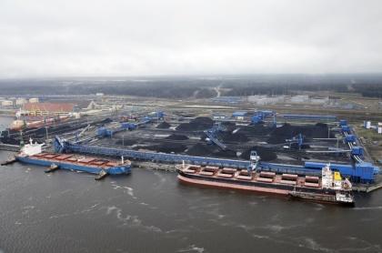 Порт Усть-Луга сменил амплуа, посчитав экспорт угля выгоднее ро-ро грузов