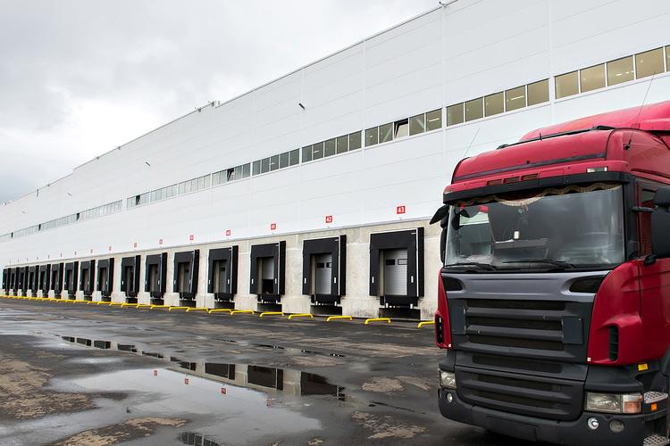 Рекордная доля складов пустует вМосковском регионе