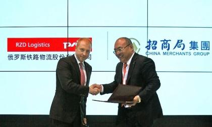 «РЖД Логистика» ускоряет и «серьезно» удваивает транзитные сервисы из КНР