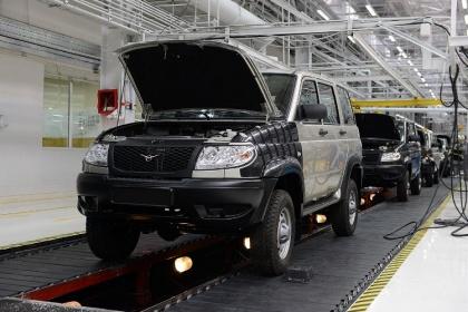 Ростки экспорта УАЗ взошли, но надежды лишь предстоит оправдать