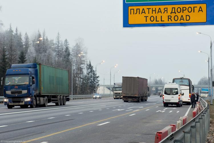Обход новейшей Усмани иРогачевки под Воронежем сделают платным с26декабря