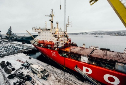 Международных операторов на Севморпуть «могут приманить» новые ледоколы