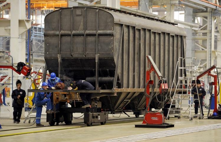 Объединенная вагонная компания поставит вагоны вЮжную Америку