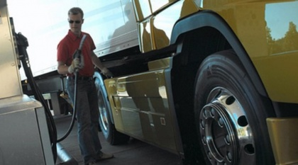 Автомобильный фрахт начинает расти на дорожающем топливе и «свежеповышенном» НДС
