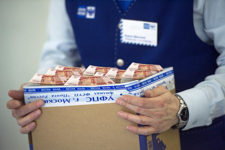 «Почта России» нарастила международные обороты. Особенно из США