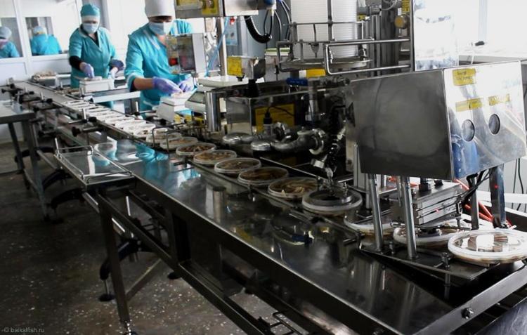 Российская Федерация будет экспортировать вИран рыбную продукцию