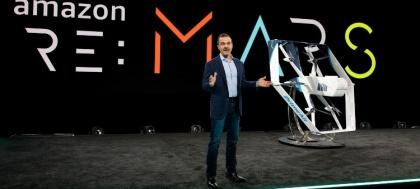 Новые дроны Amazon смогут «разглядеть» людей, птиц, дымоходы и… бельевые веревки