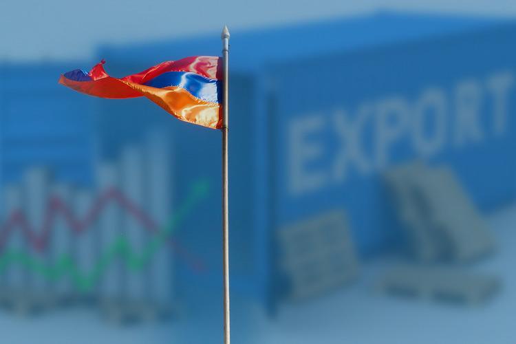 Экспорт Армении в РФ за11 месяцев 2014-го вырос на54%