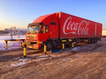 Coca-Cola заботится о весе и организовывает «грузовую  перепланировку»