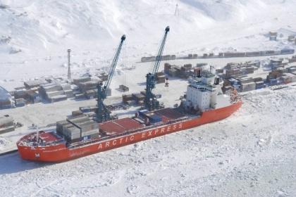 Северный морской путь второй год подряд набирает грузообороты