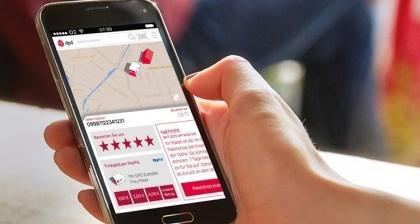 С помощью телефона и DPD интернет-шопер сможет послать заказ куда подальше… или куда поближе